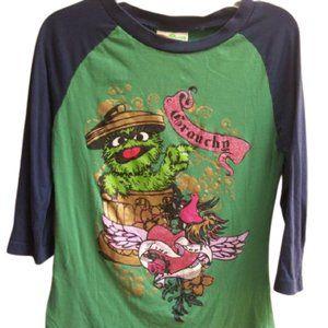 Sesame Street Shirt Girl 10 12